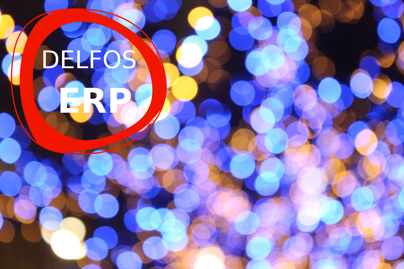 Delfos ERP, Global, Fiable, Seguro